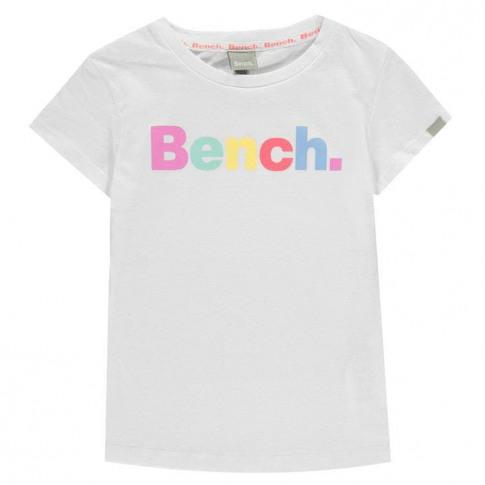 Bench Josie T-Shirt - White