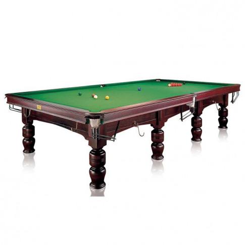 Bce Westbury 12ft Steel Cushions Slate Snooker Table...