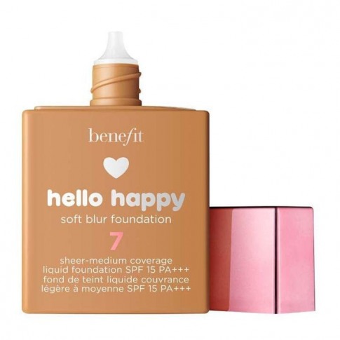 Benefit Hello Happy Soft Blur Liquid Foundation 30ml...