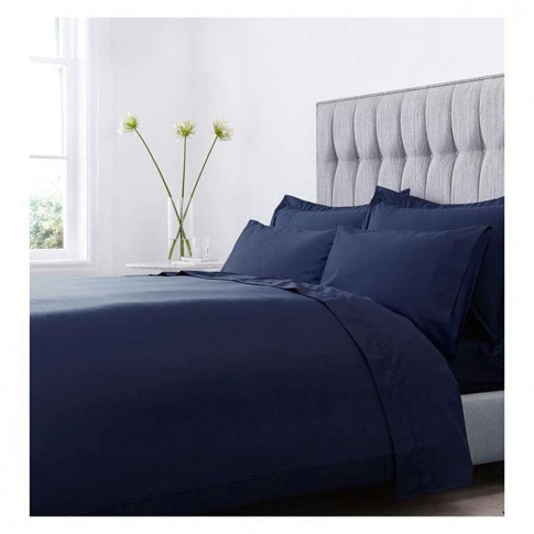 Hotel Collection 800tc Navy Duvet Cover