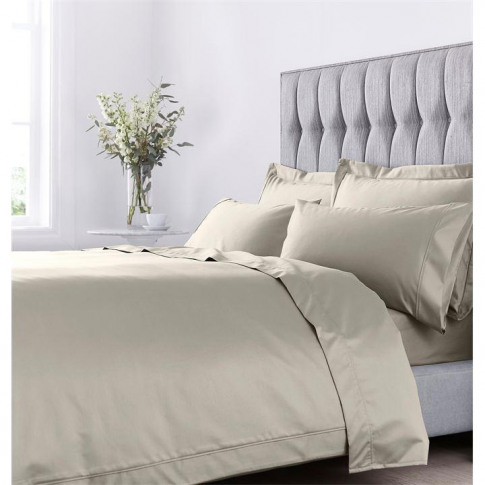 Hotel Collection Hotel 1000tc Egyptian Cotton Fitted Sheet - Taupe
