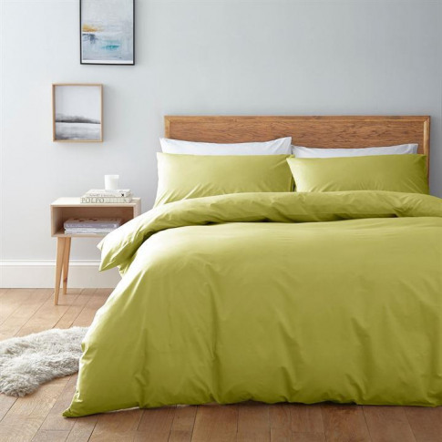 Linea Egyptian 200 Thread Count Fitted Sheet - Chart...