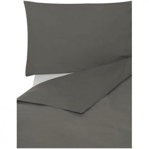 Linea Egyptian Cotton Oxford Pillowcase - Mink