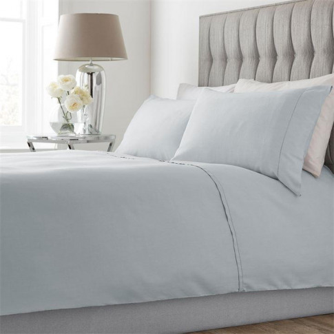 Hotel Collection Patterned Pillowcase Pair - Darcy Grey
