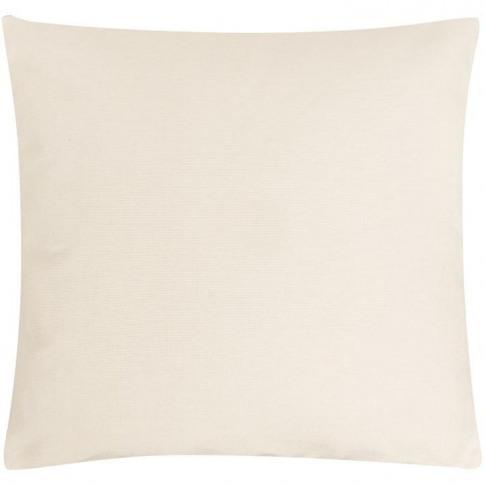 Linea Plain Cushion - Cream