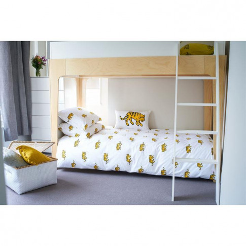 Lulu And Nat Tiger Duvet Cover