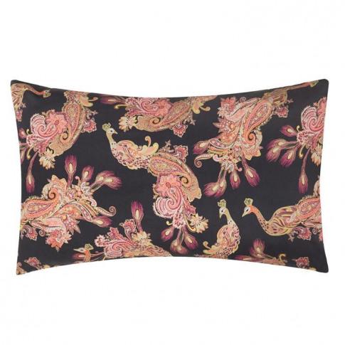 Biba Brigette Print Pillowcase Pair - Camilla Black