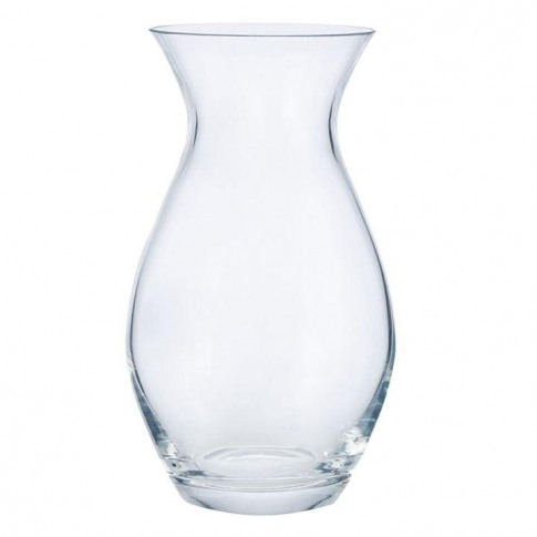 Hotel Collection Hotel Hourglass Vase - Clear