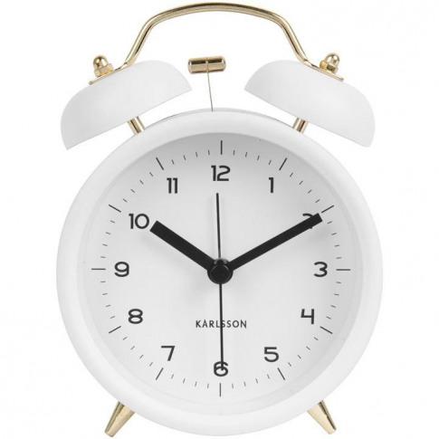 Karlsson Alarm Clock Classic Bell