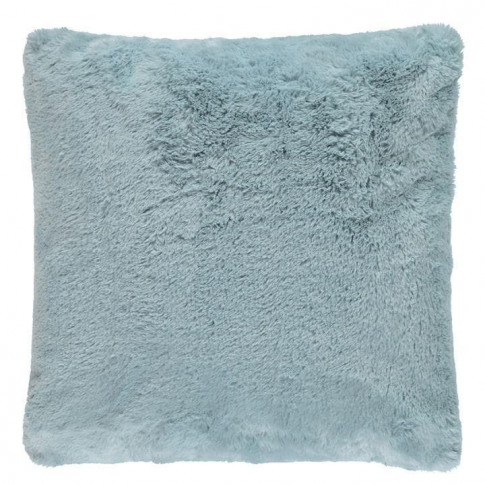 Hotel Collection Frost Faux Fur Cushion - Frost