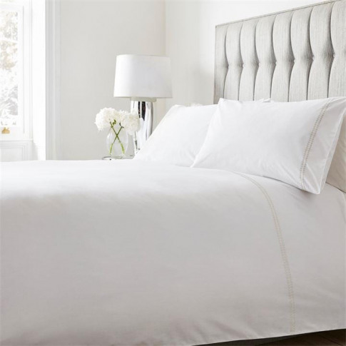 Hotel Collection Elodie Duvet Set - Elodie - Silver