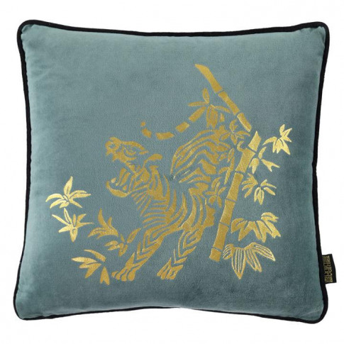 Biba Biba Design Cushion - Zelda Tiger
