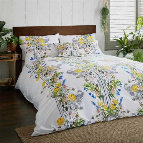 Ted Baker Ted Baker Royal Palm Duvet Cover - Yellow