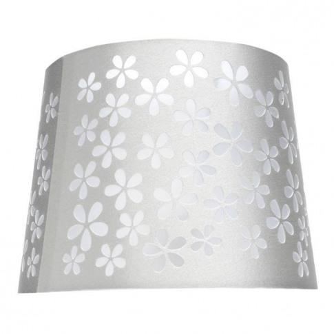 Stanford Home Daisy Laser Cut Lamp Shade - Cream Daisy