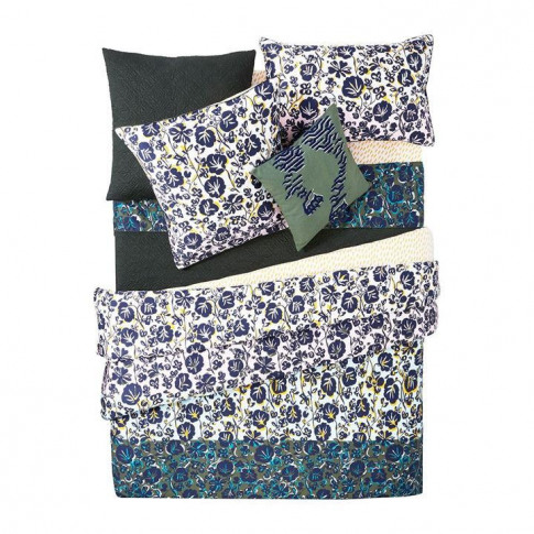 Kenzo Floral Fitted Sheet