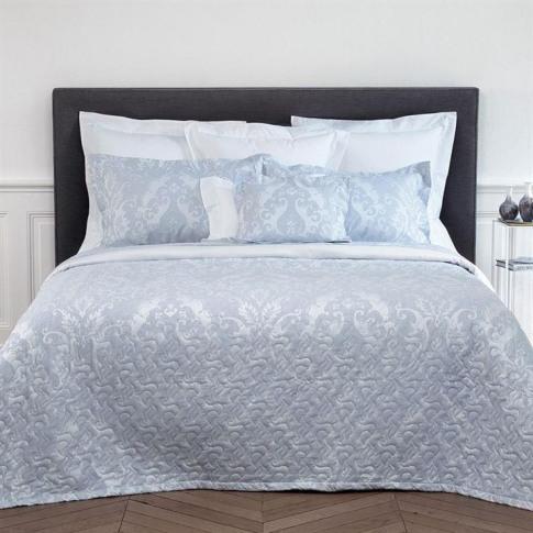 Yves Delorme Neptune Square Oxford Pillow Case