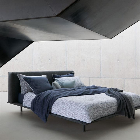 Boss Filigree Standard Oxford Cotton Pillowcase