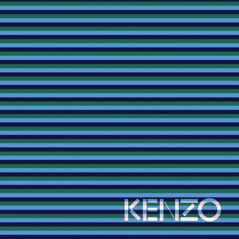Kenzo Horizon Throw