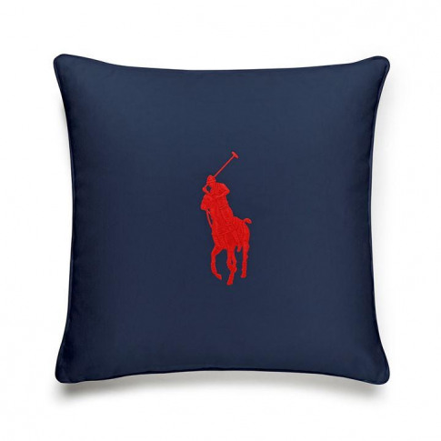 Ralph Lauren Pony Cushion Cover