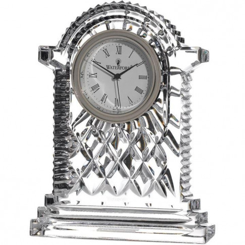 Waterford Lismore Clock 17.5cm