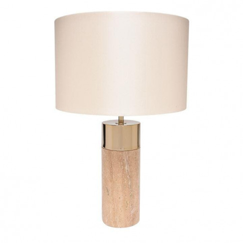 Biba Regent Table Lamp - Cream