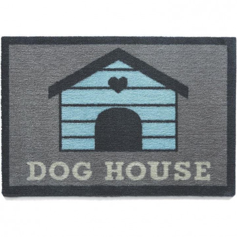 Howler And Scratch Dog House 1 50x75 Doormat