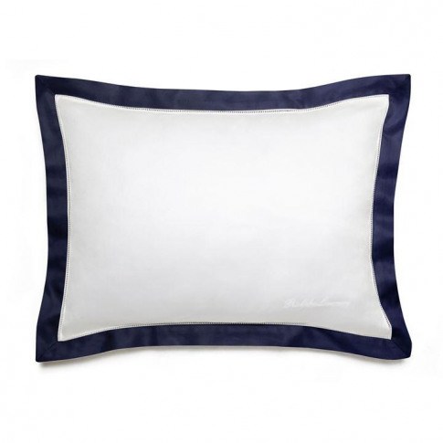 Ralph Lauren Langdon Navy Cushion Cover 31x42