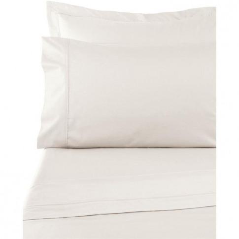 Sanderson Sand 300 Thread Count Square Oxford Pillow...