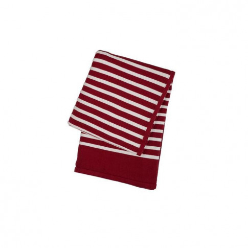 Olivier Desforge Esterel Rouge Throw
