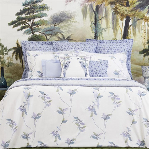 French Linens Plumes Boudoir Oxford Pillowcase