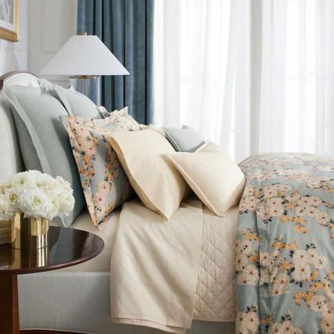 Ralph Lauren Cassie Square Pillowcase