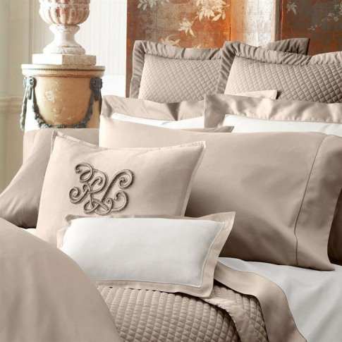 Ralph Lauren Langdon Square Pillowcase Set Of 2