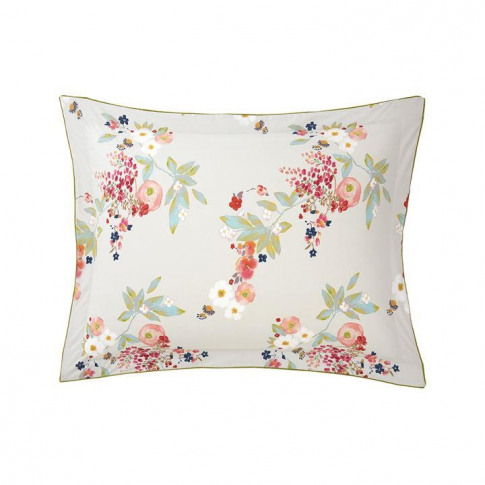 Yves Delorme Boudoir Standard Oxford Pillowcase - Navy