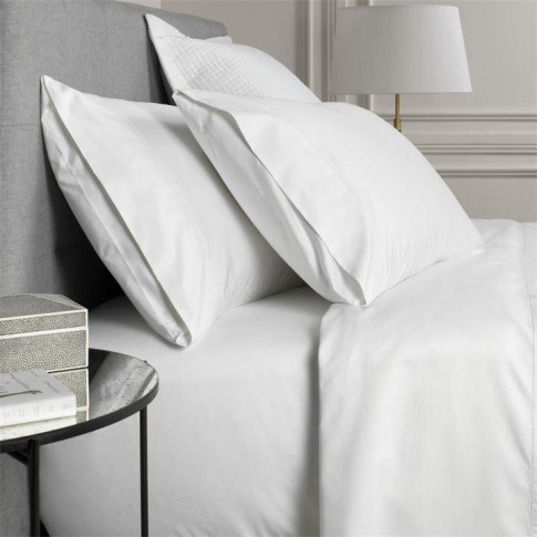 Sheridan 1000 Thread Count Snow Double Fitted Sheet