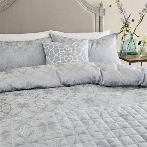 Sanderson Sycamore Pillow Case - Mist Blue