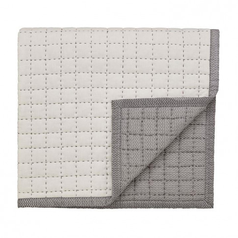 Bedeck Of Belfast Dhaka Quilted Throw 130x170cm - Ch...