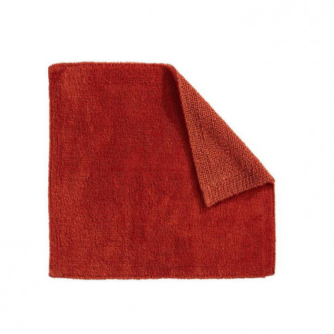 Christy Reversible Medium Rug - Paprika