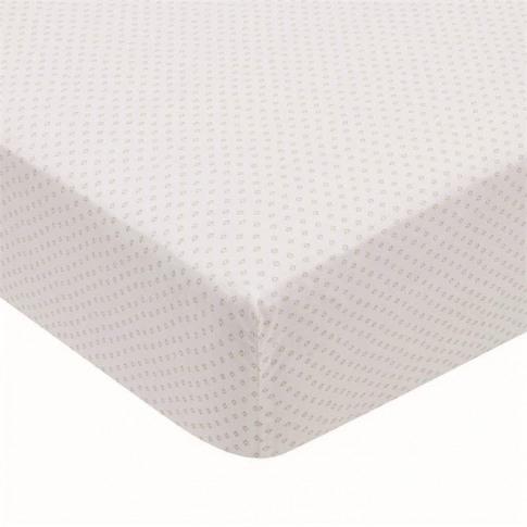 Murmur Thea Fitted Sheet - Linen