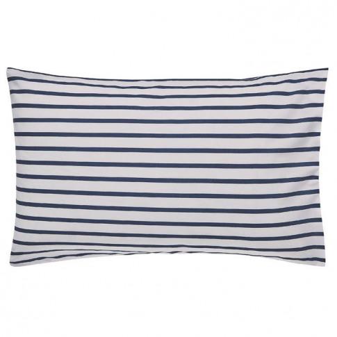 Joules Cambridge Stripe Std Pillowcase - Multicoloured