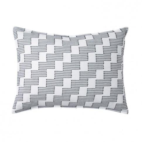 Dkny Step Up Pillowcase - Black/White