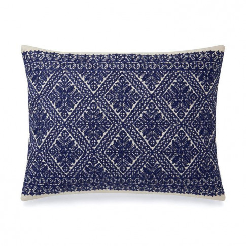 Ralph Lauren Home Remy Cushion Cover - Cream