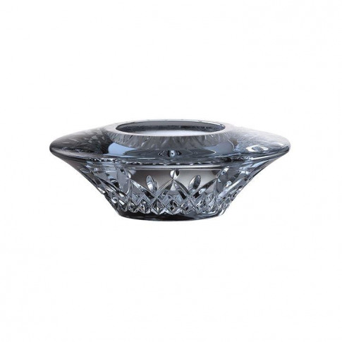 Waterford Lismore Votive Topaz Ice - Crystal