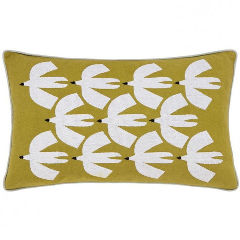 Scion Pajaro 50x30 Citrus Cushion