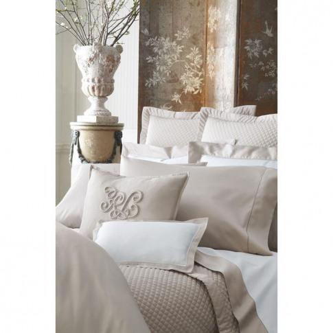 Ralph Lauren Home Langdon Duvet Cover - Silver
