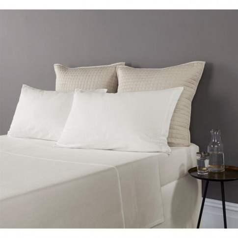 Christy Highgate Flannel Fitted Sheet