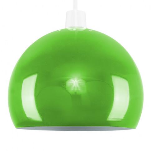 Mini Arco Green Pendant Shade
