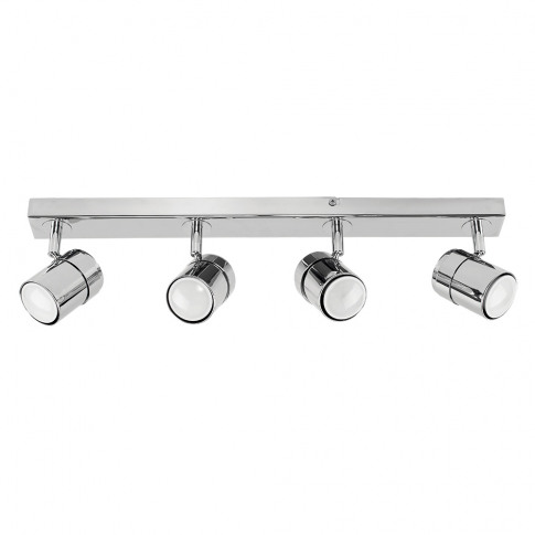 Rosie 4-Way Spotlight Bar In Chrome