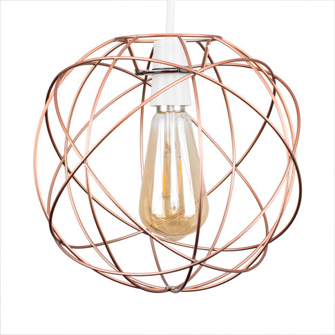 Rutherford Copper Pendant Shade
