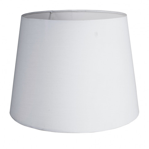 Aspen Large Tapered Shade In White