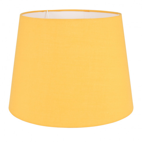 Aspen Large Tapered Shade In Mustard